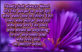family isnt always blood graphic forum social media