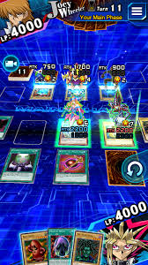 yugioh android yu gi oh duel links card goes global on android and ios devices