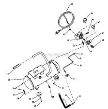 repair parts for the craftsman model 921 153101 portable air
