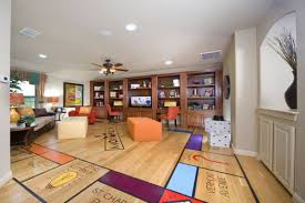 home design board games hardwood monopoly board floor for a classy game room my future