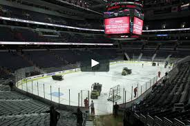 verizon center hockey to basketball on vimeo