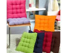 Tie On Chair Cushions Cheap Dining Chair Pads Cushions Free Shipping Dining Chair Pads