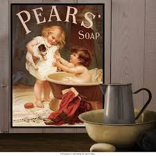 Coffee Shop Powder Room Bathroom Decor Powder Room Decor And Vintage Bathroom Decorating
