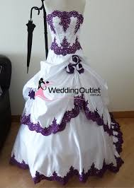 purple and white wedding purple and white wedding dresses weddingfactoryoutlet