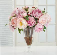 Peony Floral Arrangement by Peony Winward Home