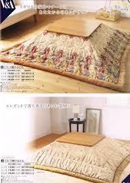 Japanese Kotatsu Futon Table Roselawnlutheran