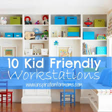 Kids Work Desk by Back To 10 Work Stations For The Kids Inspiration For Moms