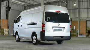 nissan nv2500 high roof nv350 panel van nissan south africa