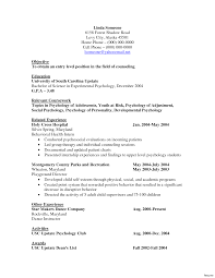 resume exles for graduate school sle graduate school resume msw psychology objective supply clerk