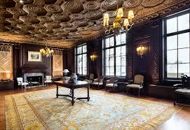 living room in mansion photos inside manhattan u0027s 72 million dommerich mansion money