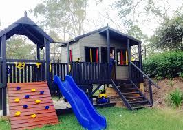 Backyard Play Equipment Australia Jayne Lyddiard Design Cubby House In Our Brisbane Backyard Cubby