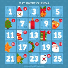 advent calendar advent calendar vectors photos and psd files free