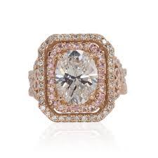 jareds wedding rings pink diamond engagement rings jareds ring model