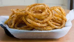 cut onion rings images Hand cut onion rings jpg