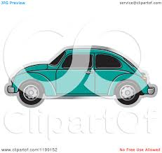 teal car clipart green volkswagon beetle car clipart clipart collection of a