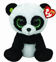 ty beanie boos gabby the 6 b boo bamboo panda 15 cm peluche panda beanie boo u0027s en la