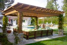 Covered Patio Ideas Pictures And  Design Plans - Backyard patio cover designs