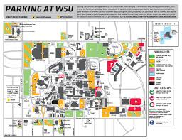 Washington University Campus Map by 100 Wsu Map January 2015 Spring 2015 Washington State