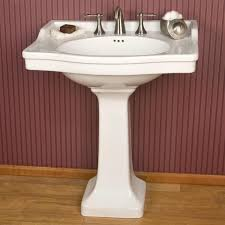 Bathroom Pedestal Sink Ideas by Cierra Large Porcelain Pedestal Sink Pedestal Sink Pedestal And