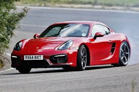 porsche cayman orange porsche cayman gts uk first drive