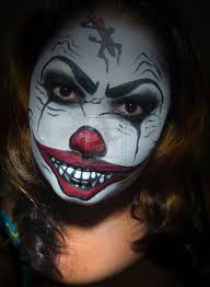 Halloween Clown Makeup by Scary Clown Part 3 By Chunkimonki On Deviantart Clowning