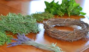 wreath supplies how to make an herbal wreath keeper of the home