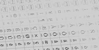 Unicode Character Table Removing Unicode Accents And Diacritics With Java