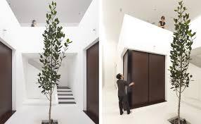 giardini interni casa casa con pannelli scorrevoli e giardini interni a kuala lumpur by