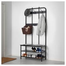 Ikea Bench With Shoe Storage 17 Ikea Coat Rack Stand Coat Rack With Shoe Storage Bench Pinnig