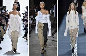 Fashion Trends 2017 by Spring 2017 Fashion Trends From New York Fashion Week Novelty