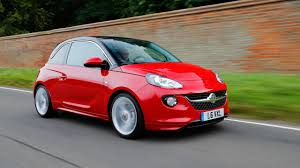 opel 2014 models 2017 vauxhall adam review top gear
