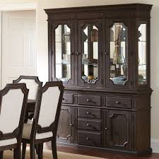 Black Buffet Hutch by Steve Silver Cayden Dining Buffet With Optional Hutch Distressed
