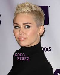 what is the name of miley cryus hair cut miley cyrus says goodbye to long hair forever cocoperez com