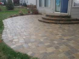 Patio Stone Flooring Ideas by Brick Paver Patio Ideas Brick Paver Patio Design Unique Hardscape