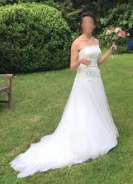 occasion mariage robe mariage alma novia by rosa clara t34 36 occasion