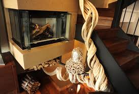 fireplaces that think outside the hearth baltimore sun
