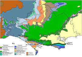 Portland Air Quality Map by Geology Of Dorset Wikipedia