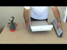 blum cuisine montage d une cuisine montage des tiroirs blum