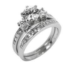 zasnubni prsteny stříbrné zásnubní prsteny dvojitý luxusní stříbrný prsten se