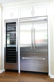 cabinet enclosure for refrigerator refrigerator surround cabinet motauto club