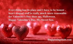 Valentine Day Quote Happiness Quotes Appealing Happy Valentines Day Quotes For My Son