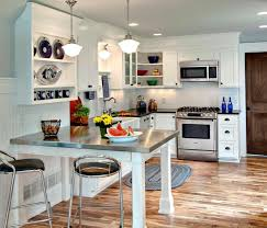 kitchen table or island small kitchen table or island smith design best modern small