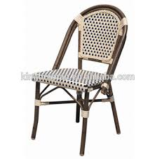 Wicker Bistro Chairs Outdoor Rattan Furniture Bistro Chairs Metal Bistro Chair