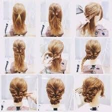 tutorial sirkam rambut panjang 15 cara simpel menata rambut panjang kamu biar makin keren coba yuk
