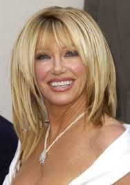 how to cut your own hair like suzanne somers 18 best medium length hairstyles for every age suzanne somers