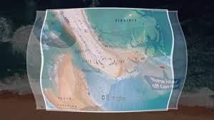 Map Of North Carolina Coast Land Ahoy A New Island Has Appeared Off The Coast Of North