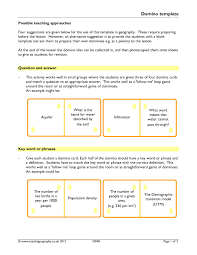 gcse revision planner template teaching templates teachit geography 1 preview