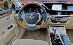2015 lexus es300h vs es350 driven 2013 lexus es300h automobile magazine