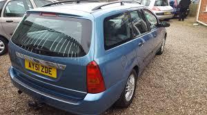 2001 ford focus ghia 2 0l estate petrol manual southtown cars co uk