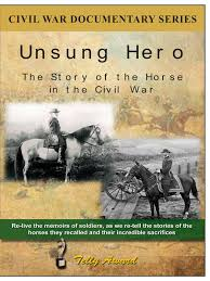 amazon com unsung hero the horse in the civil war kent masterson